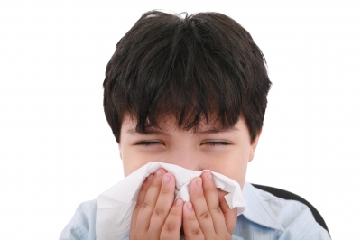 Blowing Your Nose May Help Your Stomach Pain (Image Courtesy of David Castillo Dominici/FreeDigitalPhotos.net)